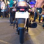 2018 Bajaj Discover 110 launch rear