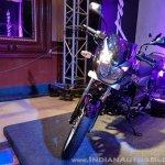 2018 Bajaj Pulsar 150 Black Pack Edition showcased front