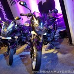 2018 Bajaj Pulsar Black Pack Edition bikes showcased