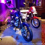 2018 Bajaj V15 unveiled front right quarter