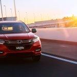 2018 Honda Vezel (2018 Honda HR-V) facelift exterior