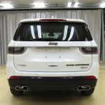 2018 Jeep Grand Commander Longitude rear