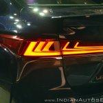2018 Lexus LS500h tail lamp