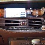 2018 Lexus LS500h touchscreen