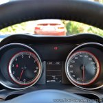 2018 Maruti Swift test drive review instrument console