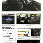 Datsun Cross brochure interior leaked image