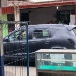 Datsun Cross exterior spy shot