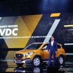 Datsun Cross live images Vehicle Dynamic Control