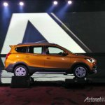 Datsun Cross live images right side view