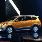Datsun Cross live images side