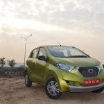 Datsun redi-GO 1.0 MT Lime featured image