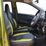 Datsun redi-GO 1.0 MT Lime front seats