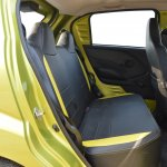 Datsun redi-GO 1.0 MT Lime rear seats