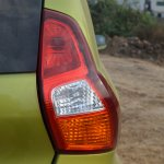 Datsun redi-GO 1.0 MT Lime tail lamp straight view