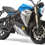 Energica EsseEsse9 press front right quarter