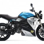 Energica EsseEsse9 press right side