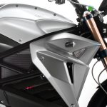 Energica EsseEsse9 press tank extensions