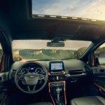Ford EcoSport Storm interior
