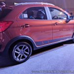 Ford Freestyle side
