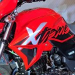 Hero Xtreme 200R graphics
