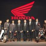 Honda CB300R & Honda Super Cub Thailand launch