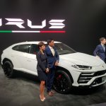 Lamborghini Urus India launch