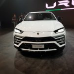 Lamborghini Urus front India launch
