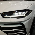 Lamborghini Urus headlamp India launch