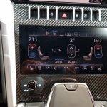 Lamborghini Urus infotainment system India launch