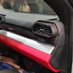 Lamborghini Urus passenger-side dashboard India launch