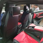Lamborghini Urus rear-seat entertainment system India launch