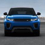 Range Rover Evoque Landmark front
