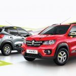 Renault Kwid Live For More Reloaded 2018 Edition exterior