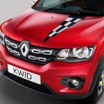 Renault Kwid Live For More Reloaded 2018 Edition front-end