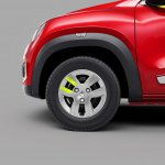 Renault Kwid Live For More Reloaded 2018 Edition wheel cover