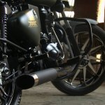 Royal Enfield Electra 350 86 Mania exhaust