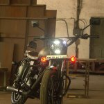 Royal Enfield Electra 350 86 Mania front
