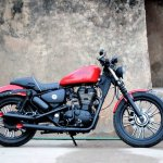 Royal Enfield Thunderbird 350 Abdias right side