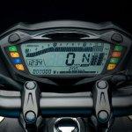 Suzuki GSX-S750 instrument cluster