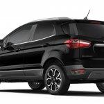 U.S.-spec 2018 Ford EcoSport Titanium rear three quarters