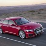 2018 Audi A6 S line dynamic