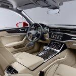 2018 Audi A6 S line interior