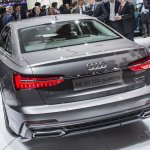 2018 Audi A6 at 2018 Geneva Motor Show