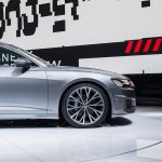 2018 Audi A6 wheel at 2018 Geneva Motor Show