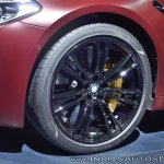 2018 BMW M5 First Edition alloy wheel