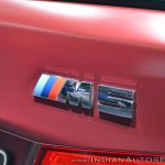 2018 BMW M5 First Edition badge