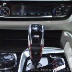 2018 BMW M5 First Edition gear selector
