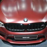 2018 BMW M5 First Edition nose section