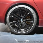 2018 BMW M5 First Edition rear rim