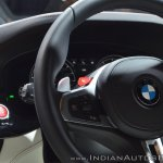 2018 BMW M5 First Edition steering controls